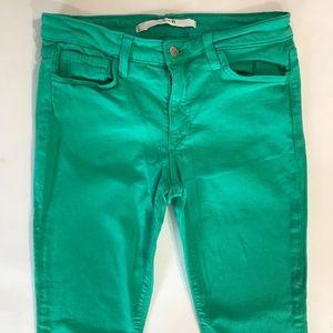 Joe's Jeans Jeans - JOE'S Jeans Size 28 The Skinny Green